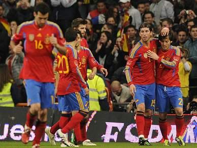 Espanha decide se irá à Taça América