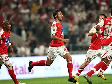 Braga impõe-se ao Benfica