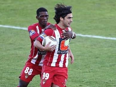 Desportivo das Aves bate Vitória de Guimarães na apresentação aos sócios