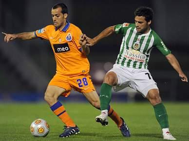 Rúben Micael recupera para Guimarães