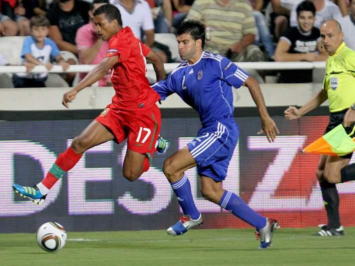 Portugal favorito ao 1º lugar do grupo
