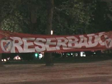 Adeptos portuenses reservaram rotunda da Boavista para fazer a festa do título