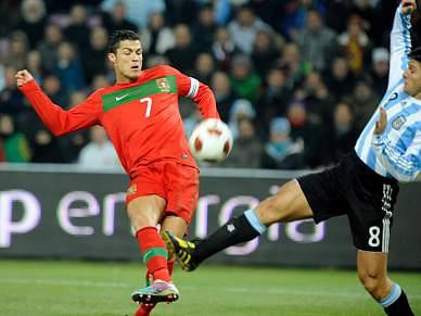 Selecção concentra-se sem Ronaldo