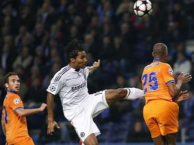 FC Porto perde e fica em segundo do grupo