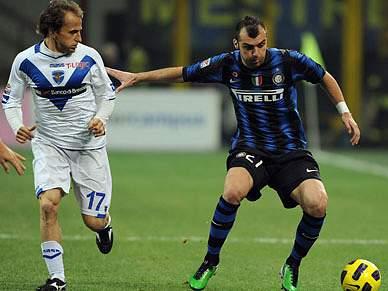 Inter não vai além do empate