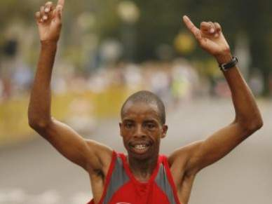 Quenianos dominaram meia-maratona de Setúbal