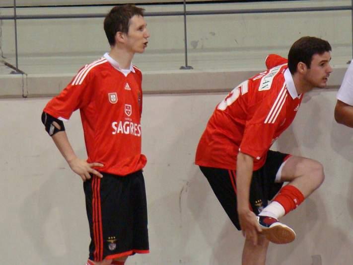 Benfica de volta às goleadas