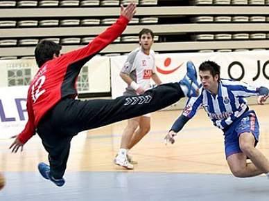 FC Porto goleia Xico Andebol