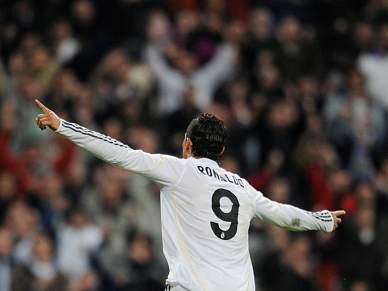 Ronaldo sela reaproximação do Real ao Barcelona