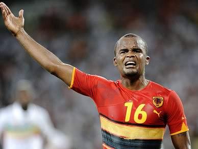 Angola empata com Estónia, Moçambique perde com Botswana