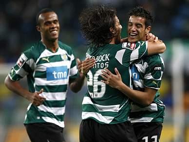 Sporting vence e soma inédita 3ª vitória consecutiva