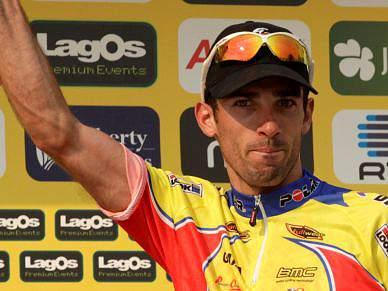Sérgio Ribeiro vence 1ª etapa