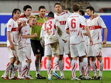 Estugarda «sem medo» do Benfica