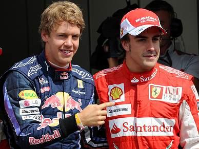 Vettel conquista pole em casa