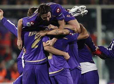 Fiorentina vence Palermo