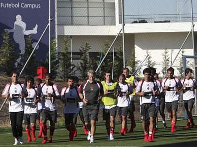 Benfica prepara deslocação a Berlim