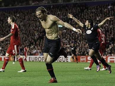 Atlético de Madrid junta-se ao Fulham na final