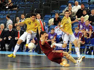Espanha nas meias-finais