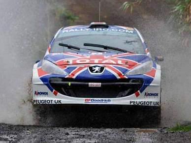 Kris Meeke defende título no rali dos Açores