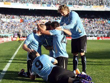 Uruguai é o novo rei da Copa América