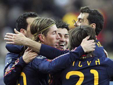 La Roja chega a Madrid mais tarde que o previsto