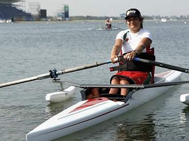 Filomena Franco arrecada medalha de bronze