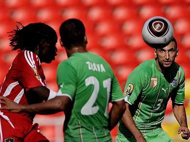 Malaui goleia Argélia e já é líder