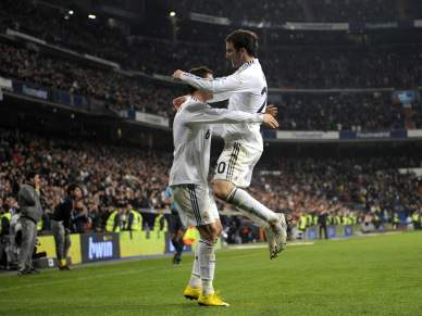 Ronaldo de luxo na goleada merengue
