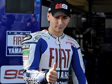 Lorenzo mais rápido no Estoril