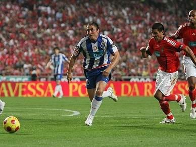 Meo e SIC transmitem Benfica x Porto em Alta Definição