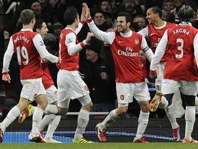 Arsenal derrota Chelsea