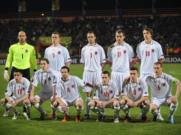 Luxemburgo perde 2-1 em casa com Geórgia
