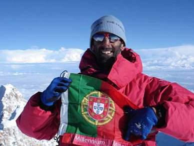 João Garcia conquista a última montanha