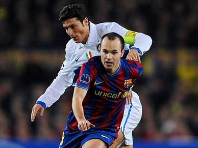 Barcelona e Espanha dominadores