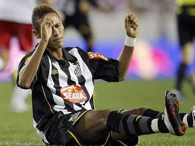 Caso Neymar leva ao despedimento do técnico do Santos