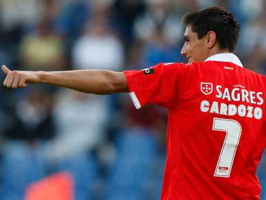 Benfica goleia equipa amadora no arranque da época