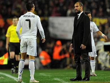 Ronaldo 'pegou-se' com Guardiola e Valdés