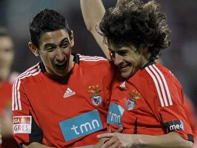 Um Benfica diferente para um Paços igual