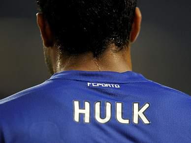 Hulk na agenda do Manchester City