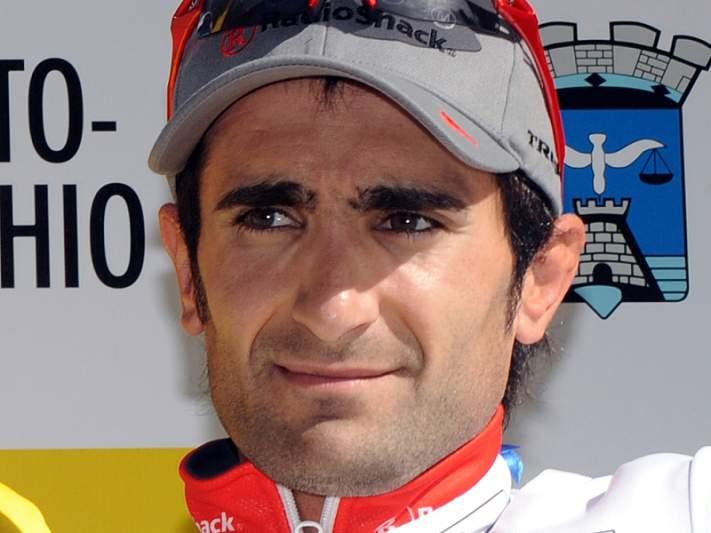 Tiago Machado sobe a terceiro no Giro del Trentino