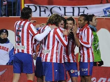 Atlético Madrid não elimina lusos há 46 anos