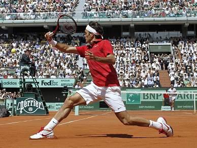 Federer ainda bate recordes