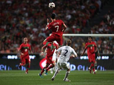 Portugal com Rússia no Grupo F