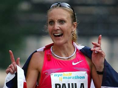 Radcliffe renuncia aos Mundiais de meia-maratona