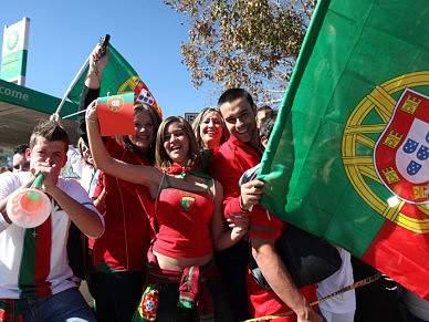 Portugal vs Luxemburgo a 10 de Agosto