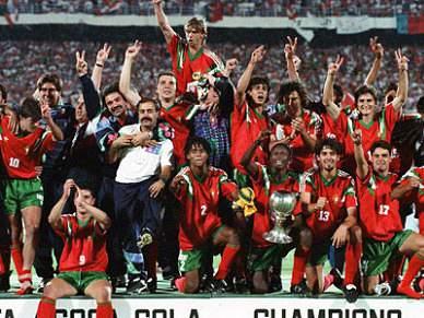 Ganhar em Riade contra tudo, provocar brasileiros e só festejar em Portugal