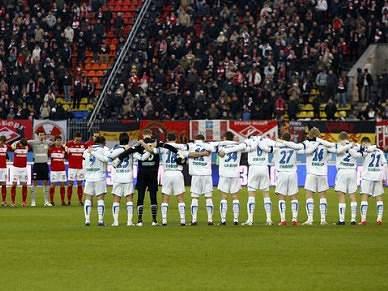 Zenit bate Spartak de Moscovo e garante pré-eliminatória da Liga dos Campeões
