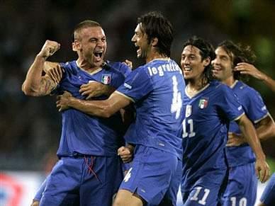 Itália e Eslovénia medem forças no grupo C