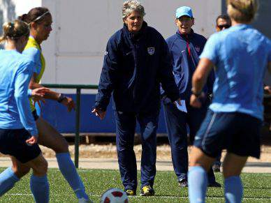 Estados Unidos vencem Mundialito de futebol feminino