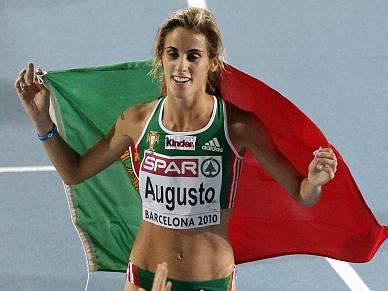 Três portugueses nomeados para atleta europeu do mês